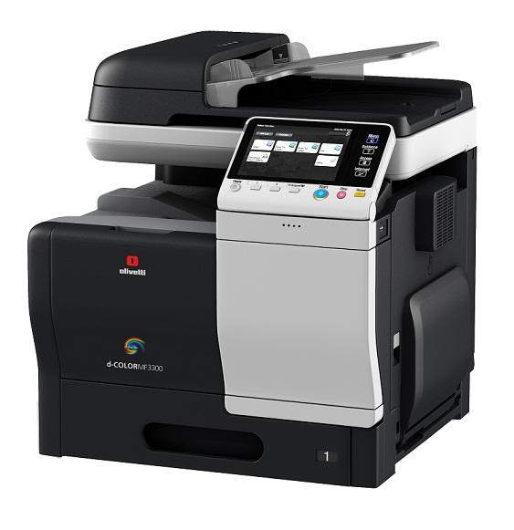 D-color MF3300/3800