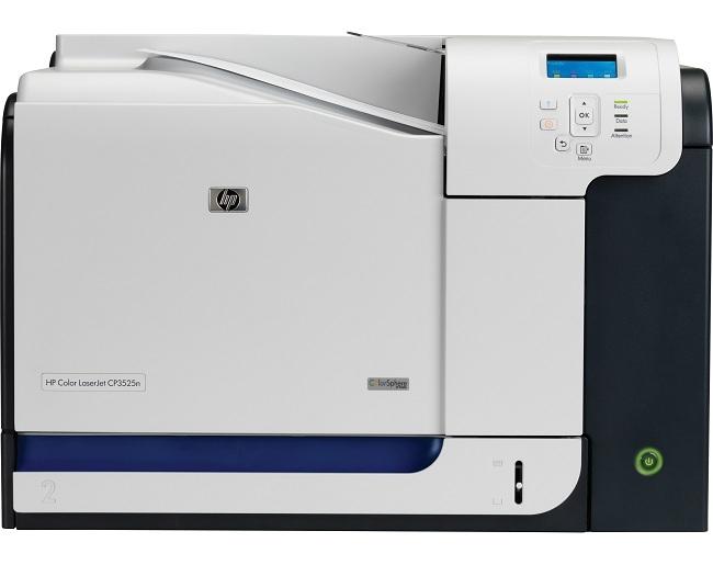 HP Laserjet Color CP3525N/CP3525DN/CP3525X/CM3525FS/CM3530/CM3530MFP